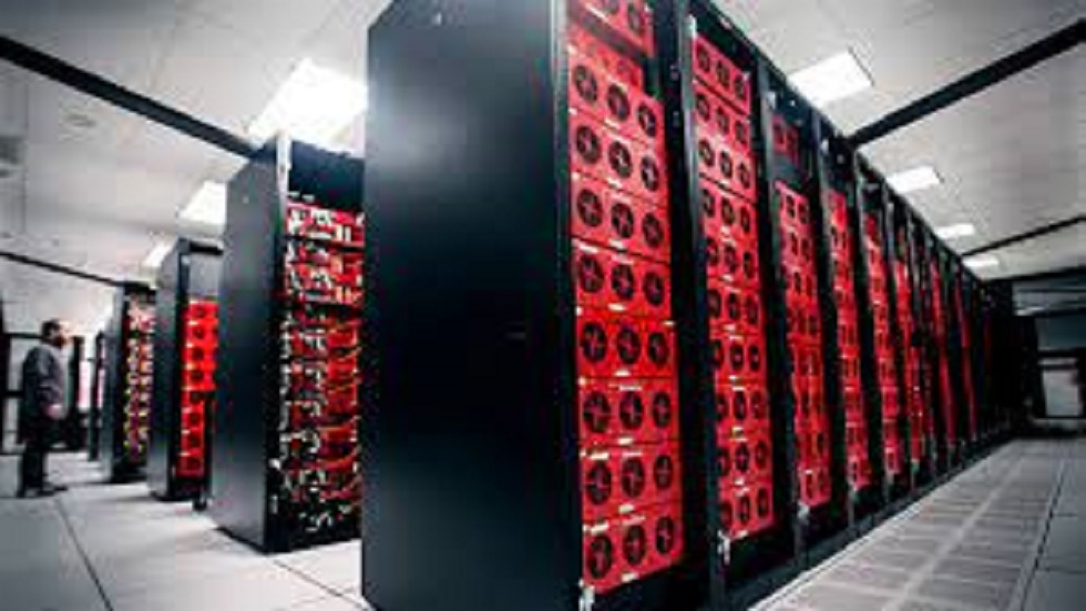 Your corporate data center contains only servers or storage?