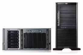 HP ProLiant ML350 Generation 5