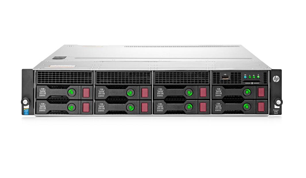 HPE ProLiant DL80 Generation9 Server
