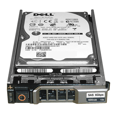 600GB 15K RPM 6Gbps 3.5`` Hard Drive -Non Hotplug Kit for sale