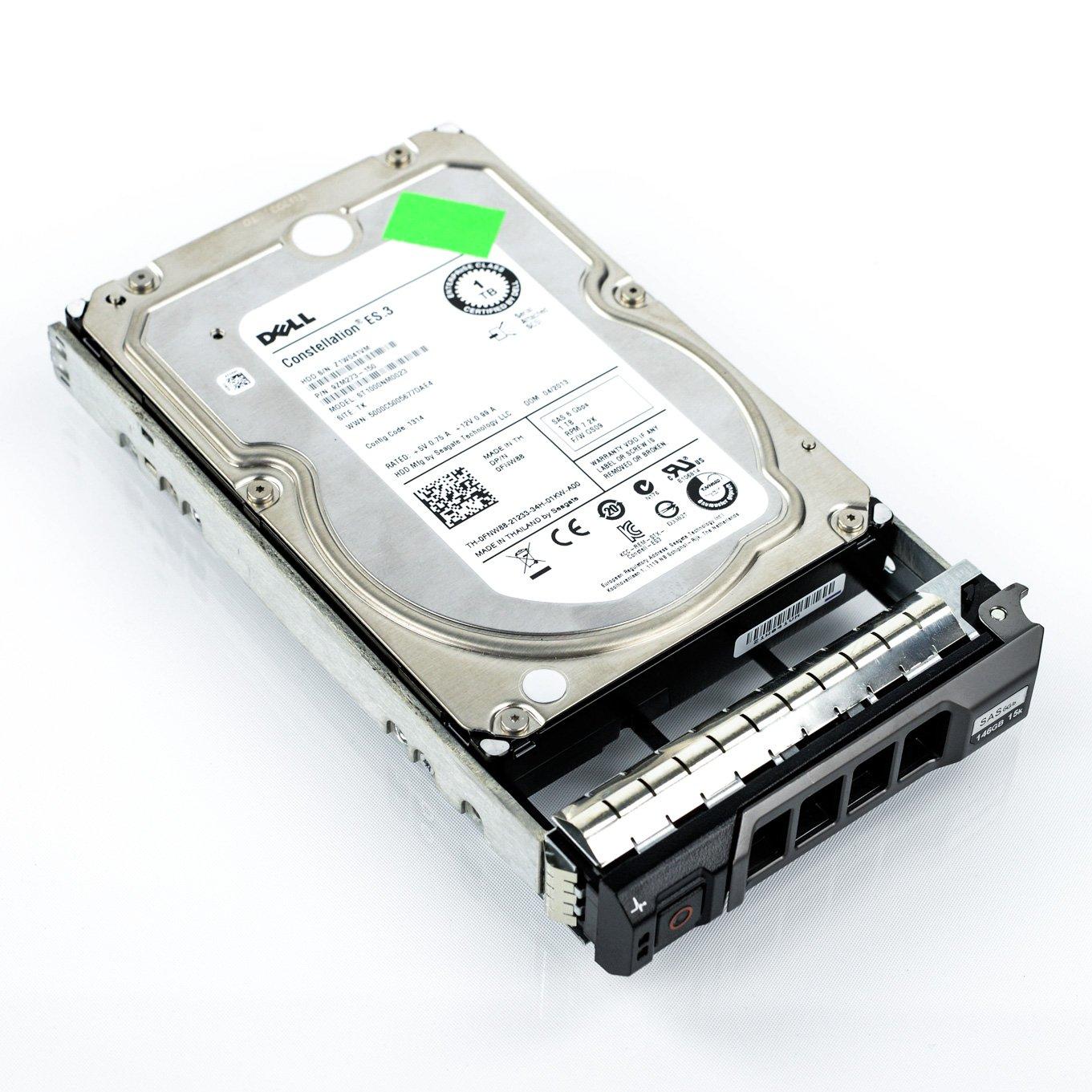 1TB 7.2K RPM Near Line 6Gbps SAS 3.5`` Hot Plug Hard Drive Kit for sale