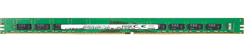 HP 16GB (1x16GB) Dual Rank x4 DDR4-2133 CAS-15-15-15 Registered Memory Kit for sale