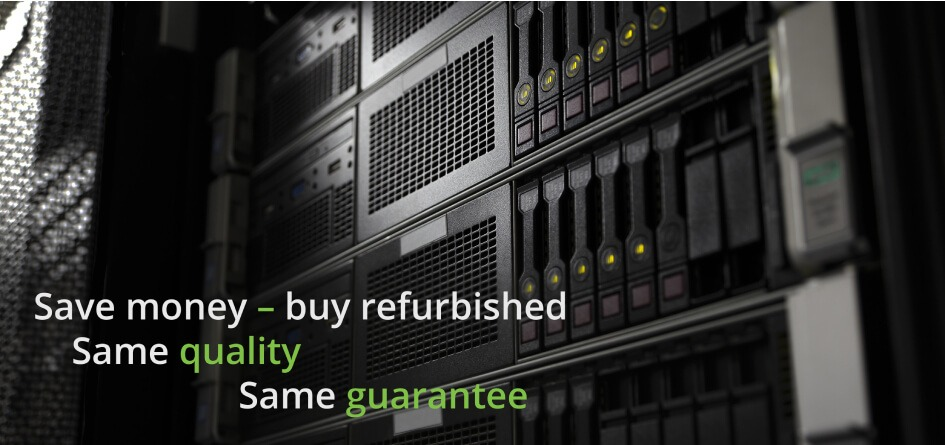Buying Refurbished Servers Benefits the Environment