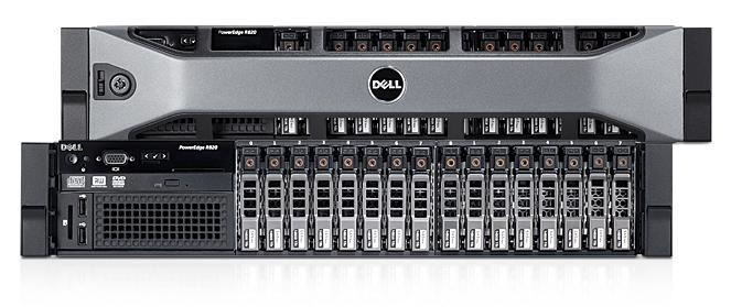 Dell PowerEdge r820 13G Rack Servers for sale